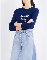 Bella Freud Candy Darling wool jumper
