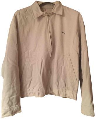 Burberry Beige Cotton Jackets
