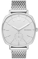 Skagen Women's 'Rungsted' Mesh Strap Watch, 34Mm
