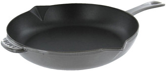 Staub Fry Pan - Graphite Grey graphite gray/black