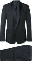 Dolce & Gabbana three-piece dinner suit - men - Silk/Polyester/Acetate/Virgin Wool - 46
