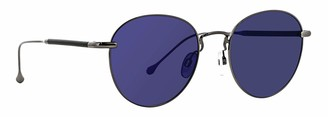Life is Good Unisex-Adult Greylock Polarized Round Sunglasses