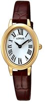 Lorus Women's Analogue Watch with White Dial Analogue Display - RRW74EX9
