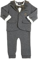 Roberto Cavalli Cotton Jersey Suit Romper