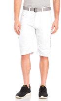 ProjekRaw projek raw Belted Long Shorts