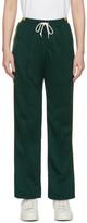 adidas Green Samstag Lounge Pants