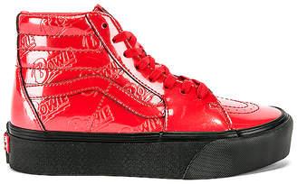Vans x Bowie Sk8-Hi Platform 2.0 Sneaker