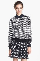 Nordstrom Miss Wu 'Zucca' Cashmere Sweater Exclusive)