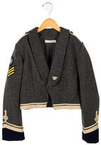 Stella McCartney Girls' Wool-Blend Jacket