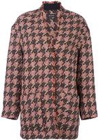 Isabel Marant Jameson jacket - women - Silk/Cotton/Polyamide/Wool - 36