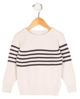 Jacadi Boys' Rib Knit Striped Sweater