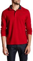 Calvin Klein Long Sleeve Mock Neck Pullover
