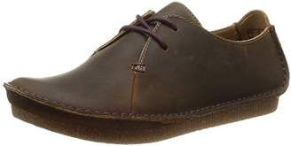 Clarks Janey Mae, Women's Loafers, Brown (beeswax Leather)