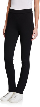 Jen7 Comfort Skinny Pull-On Knit Pants