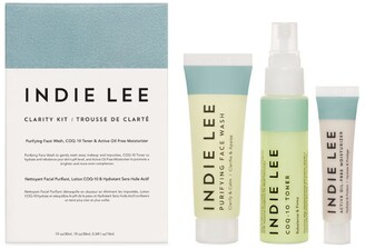 Indie Lee Clarity Kit Skincare Gift Set