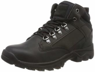 Timberland Unisex Kids' Keele Ridge Hiker (Toddler) Classic Boots