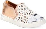 Michael Kors Ollie Gwen-T Slip-On Sneakers, Toddler & Little Girls (4.5-3)
