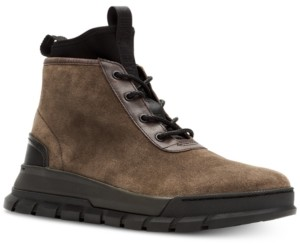 Frye Men's Explorer Leather Chukka Boots Men's Shoes