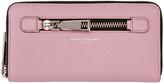 Marc Jacobs Pink Gotham City Standard Wallet