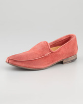 Walk-Over Vintage Scotty Slip-On, Red
