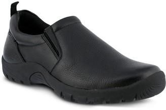Spring Step Men's Professional Leather Loafers- Beckham