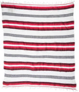 Lemlem Striped Fringe Scarf w/ Tags