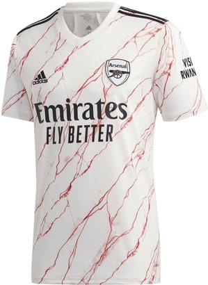 adidas Arsenal20/21 Away Shirt - White