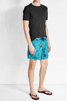 Vilebrequin Moorea Printed Swim Trunks