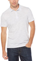 Perry Ellis Short Sleeve Space Polo