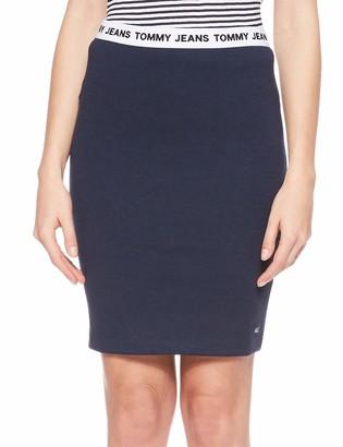 Tommy Jeans Women's Tjw Bodycon Skirt Dress