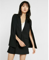 Express cape jacket