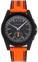 Armani Exchange Drexler Orange Hybrid Smartwatch