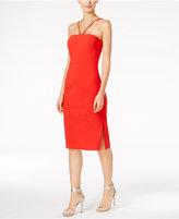 Calvin Klein Beaded-Strap Sheath Dress