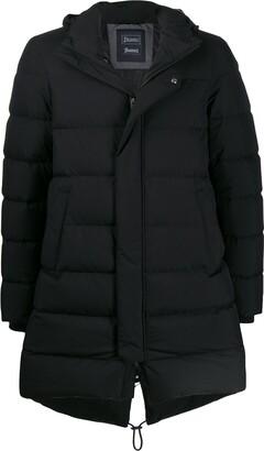 Herno Plumifero Laminar puffer coat
