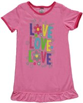 "Angel Face Little Girls' ""Love Love Love"" Nightgown"