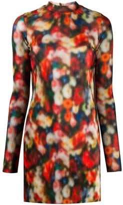 Frankie Morello Long Sleeved Dress