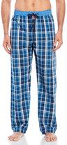 English Laundry Plaid Poplin Pajama Pants