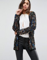 ASOS Jacket with Premium Embellishment