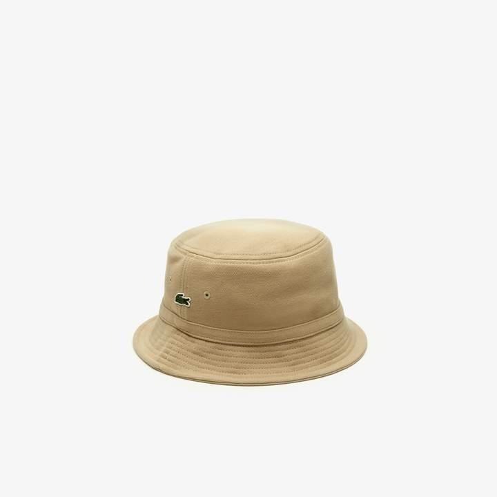 13c7f0e45e Men's Cotton pique bucket hat