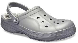 Crocs Faux Fur Lined Winter Clog