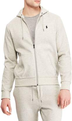 Polo Ralph Lauren Double-Knit Full-Zip Hoodie