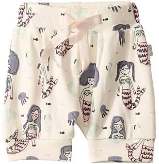 finn + emma Bloomer Shorts (Infant/Toddler) (Mermaids) Girl's Shorts