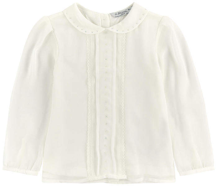 Mayoral Crepe blouse