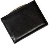 Ultimo Women's Tony Perotti Tri-fold with Framed Coin Pocket