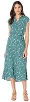Billabong Little Flirt Dress (Cypress) Women's Clothing