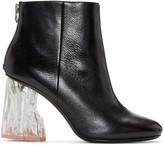 Acne Studios Black Ora Glass Boots