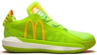 adidas x McDonald's Dame 6 sneakers