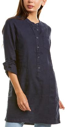 Michael Stars Molly Linen Shirtdress