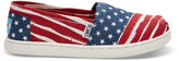 Toms Red Navy Americana Youth Classics