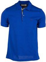 Burberry men's short sleeve t-shirt polo collar oxford US size 4032854